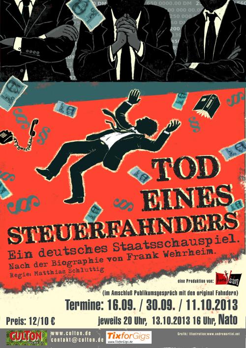 Tod eines Steuerfahnders